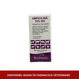 AMPICILINA 10 % RO