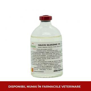 CALCIU GLUCONIC 10 %