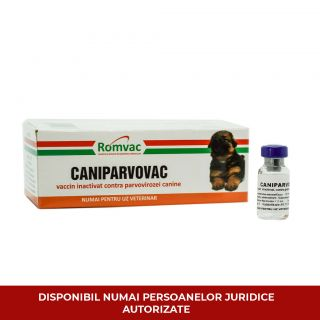 CANIPARVOVAC
