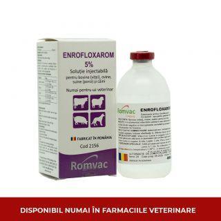 ENROFLOXAROM 5 %