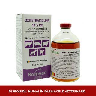 OXITETRACICLINA 10 % RO