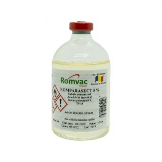 ROMPARASECT 5 %